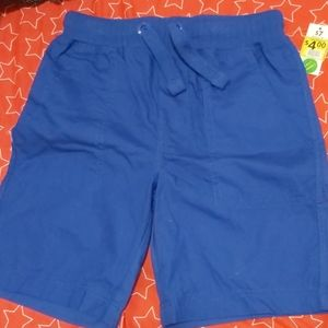 Other - 5/$20 Kids blue short nwt